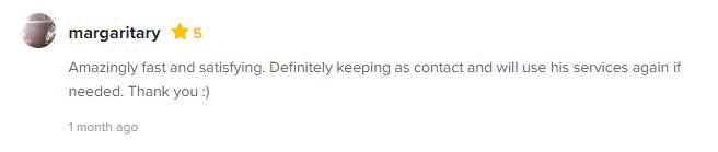 client review