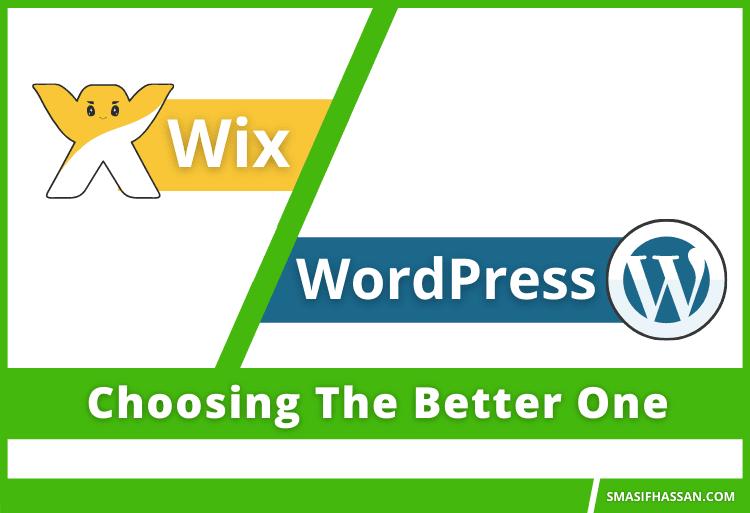 Wix Vs WordPress-WIX REVIEW